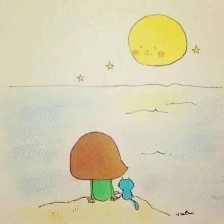 我们都像小孩,胡闹是因为依赖;礼貌,是因为是陌生。 主动,是因为在乎。 不联系,是因为觉得自己多余。